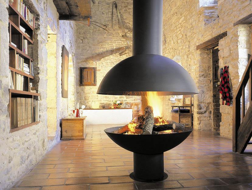Ufficio Nuovo Hotel : Camini di prestigio per valorizzare ambienti domestici e lavorativi