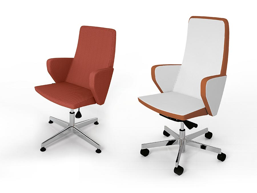 Sedie e poltrone direzionali, dirigenziali e ...