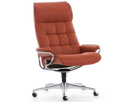 Poltrona Ufficio Stressless London high back Office