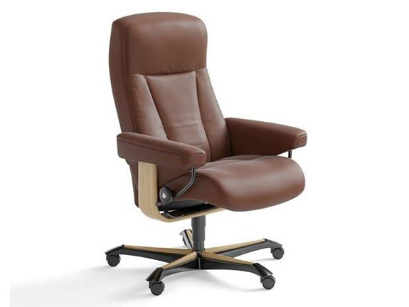 Poltrona Contract Stressless President Office