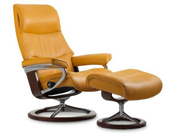 Poltrona ufficio Stressless View Signature