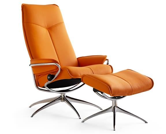Stressless City poltrona high back std base