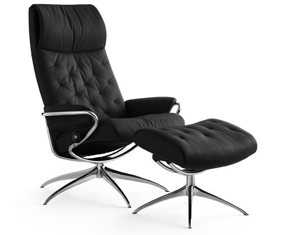 Stressless Metro poltrona high back std base