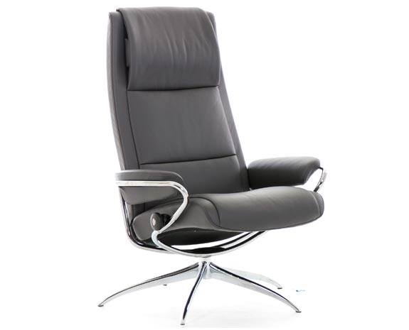 Stressless Paris poltrona high back standard base
