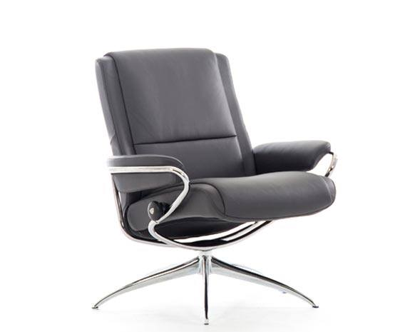 Stressless Paris poltrona low back standard base