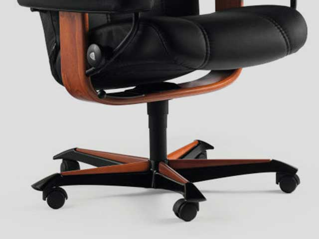 base poltrona stressless office comfort totale