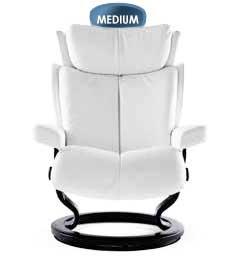 Poltrona stressless misura media medium relax
