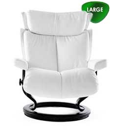Poltrona stressless misura grande large relax