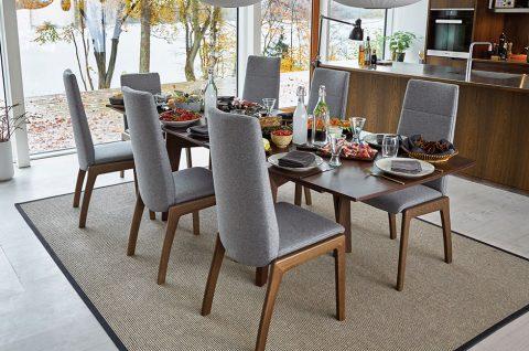 stressless sedia dining beinasco torino