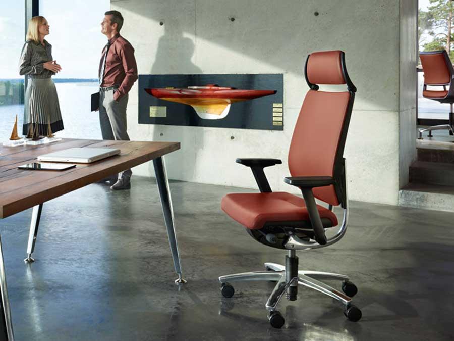 Sedie ergonomiche per ufficio comprare torino
