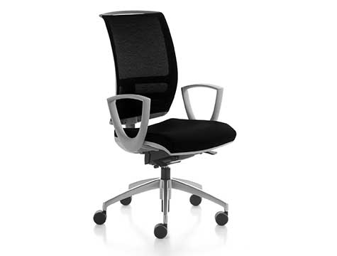 lilium sedia ergonomica regolazioni