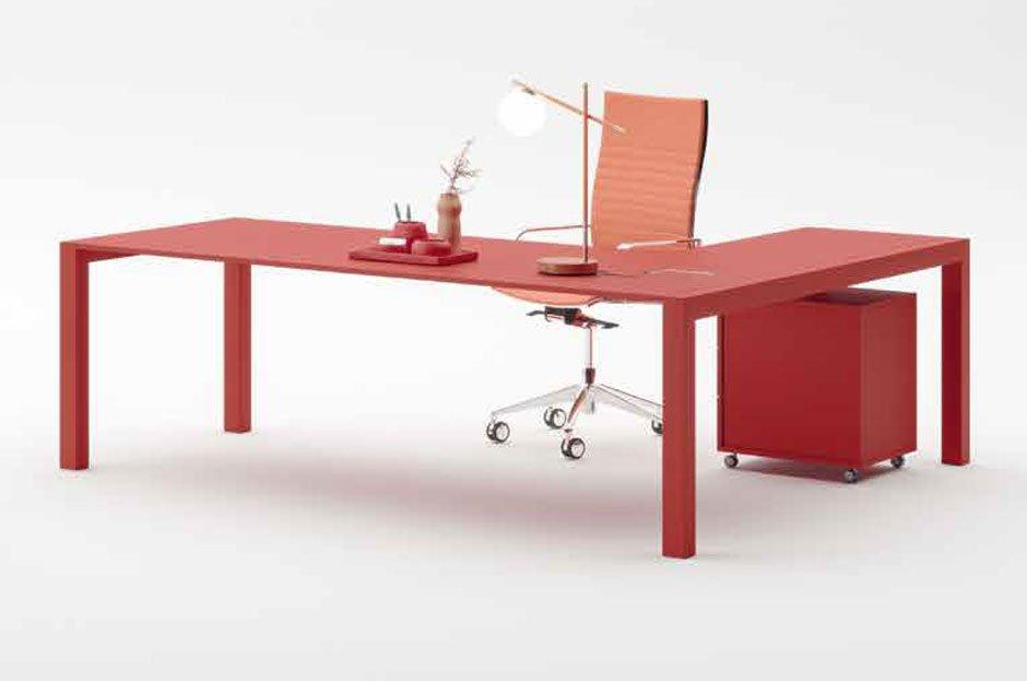 scrivania operativa extralight prof mobili ufficio torino