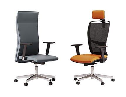sedie e poltrone direzionali e operative