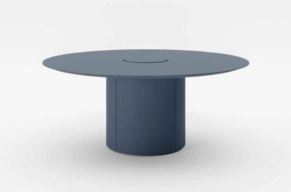 tavolo ufficio rotondo arredo torino
