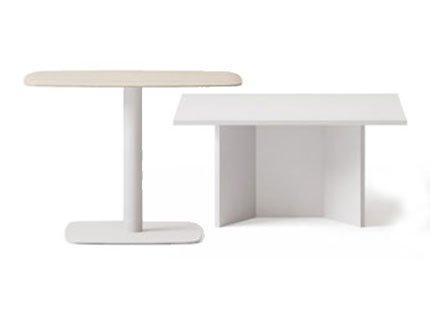 Tavoli alti e bassi ufficio