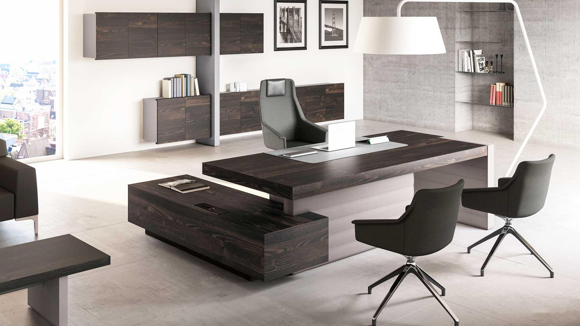 Scrivania ufficio design elegant with scrivania ufficio for Design ufficio scrivania